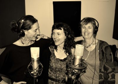 Bessie Wapp, Krista Lynch & Ruth Beck